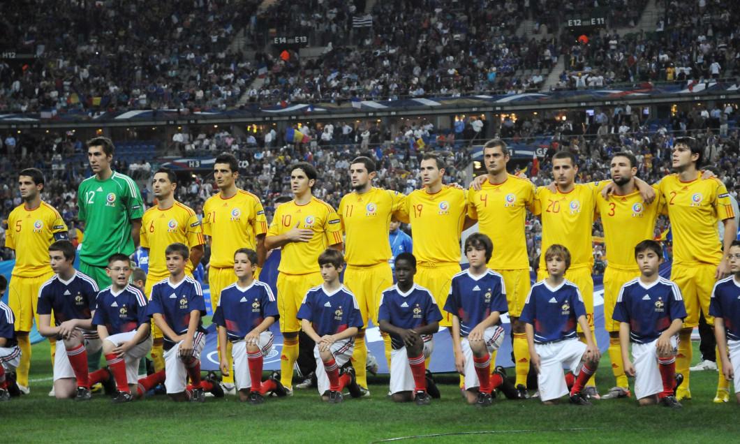 FOTBAL:FRANTA-ROMANIA 2-0,PRELIMINARIILE EURO 2012 (9.10.2010)