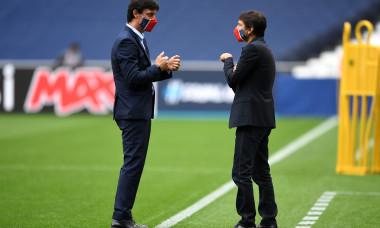 PSG Training Session - UEFA Champions League