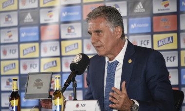 Carlos Queiroz Press Conference