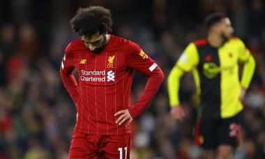 Mohamed Salah, fotbalistul lui Liverpool / Foto: Getty Images