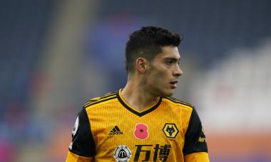 Raul Jimenez, atacantul lui Wolverhampton / Foto: Getty Images