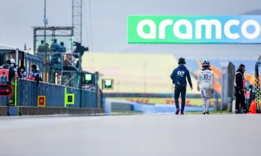 F1 Grand Prix of Turkey - Qualifying