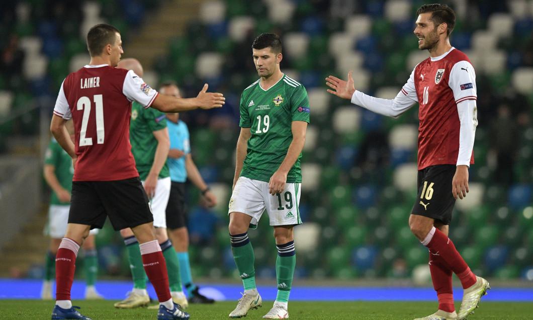 Austria - Irlanda de Nord, în etapa a cincea a grupelor Ligii Națiunilor / Foto: Getty Images
