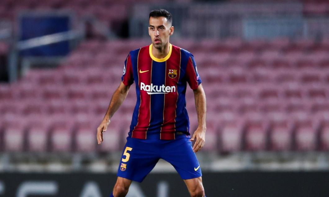 Sergio Busquets, mijlocașul Barcelonei / Foto: Getty Images