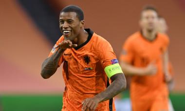 Netherlands v Bosnia-Herzegovina - UEFA Nations League