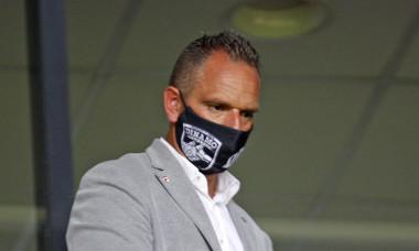 Pablo Cortacero, acționarul majoritar de la Dinamo / Foto: Sport Pictures