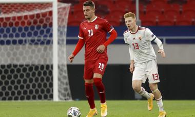 Hungary v Serbia - UEFA Nations League