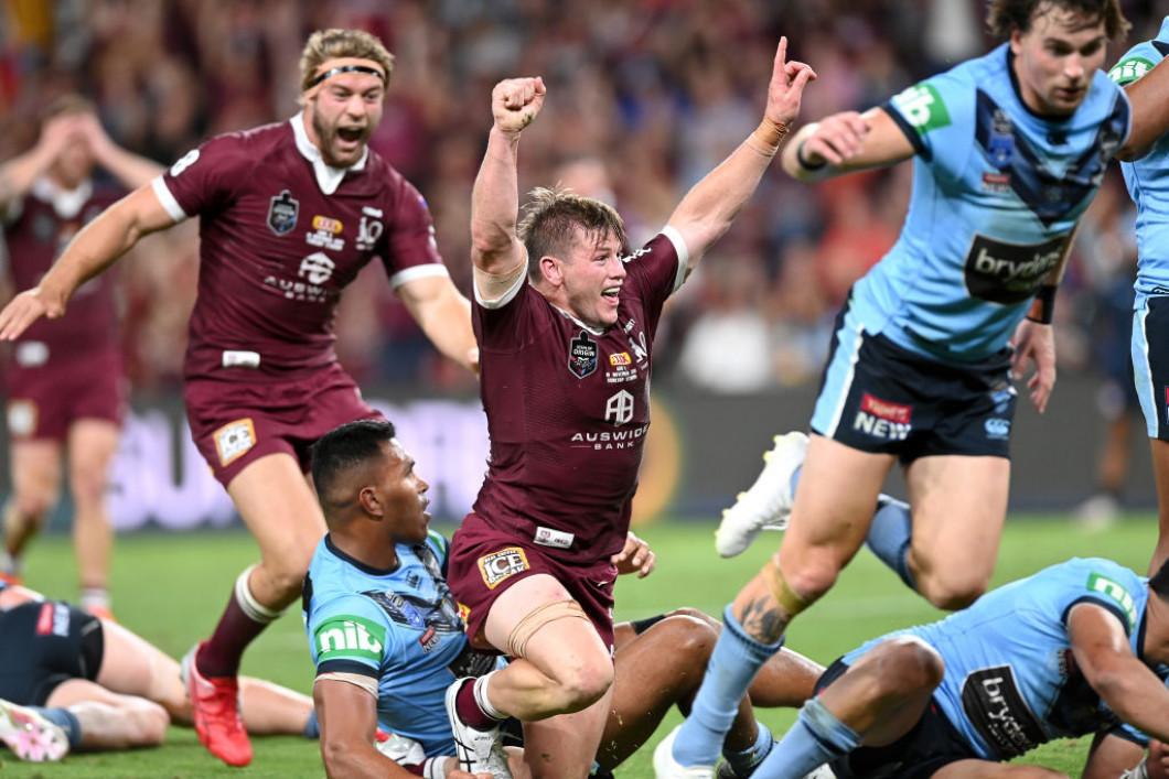 State of Origin - QLD v NSW: Game 3