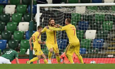 Northern Ireland v Romania - UEFA Nations League