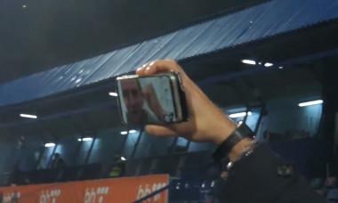 Roberto Mancini, prin video conferință după victoria Italiei din Bosnia / Foto: Captură Twitter@nazionaleitaliana