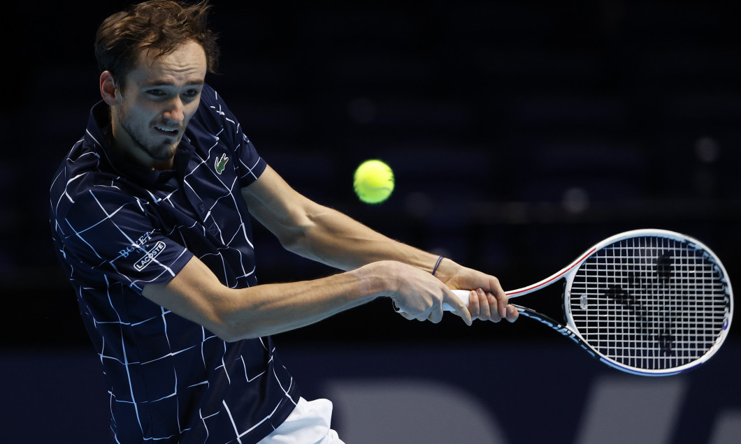 Nitto ATP World Tour Finals - Day Four