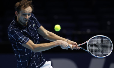 Nitto ATP World Tour Finals - Day Four