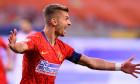 Florin Tănase, după golul marcat pentru FCSB în derby-ul cu Dinamo / Foto: Sport Pictures