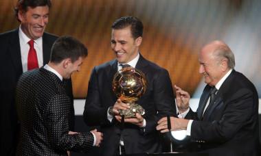Fabio Cannavaro, la gala Balonului de Aur din 2012 / Foto: Getty Images