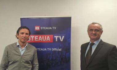 madalin hancu si george ogararu facebook dolonel dr. Madalin Hancu-presedintele CSA Steaua Nucuresti