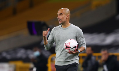 Pep Guardiola, antrenorul lui Manchester City / Foto: Getty Images