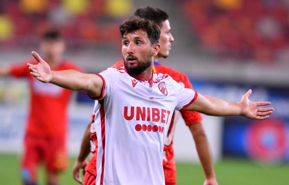 Borja Valle, fotbalistul lui Dinamo / Foto: Sport Pictures