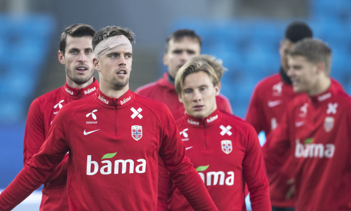 Norway Training Session and Press Conference