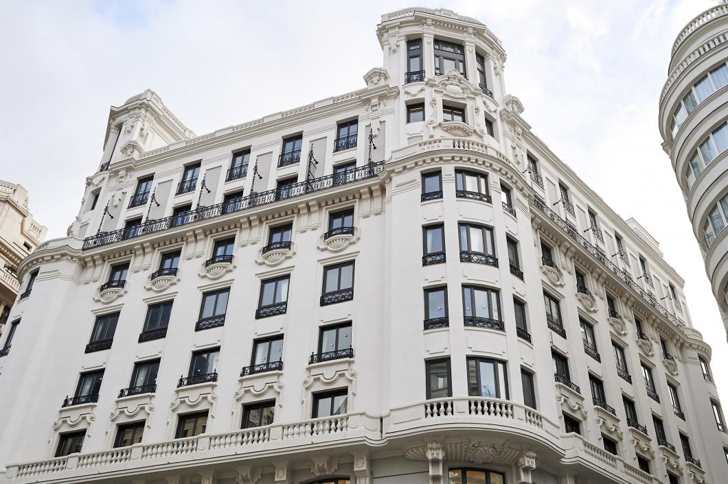 Pestana CR7 Hotel In Gran Via Remains Closed