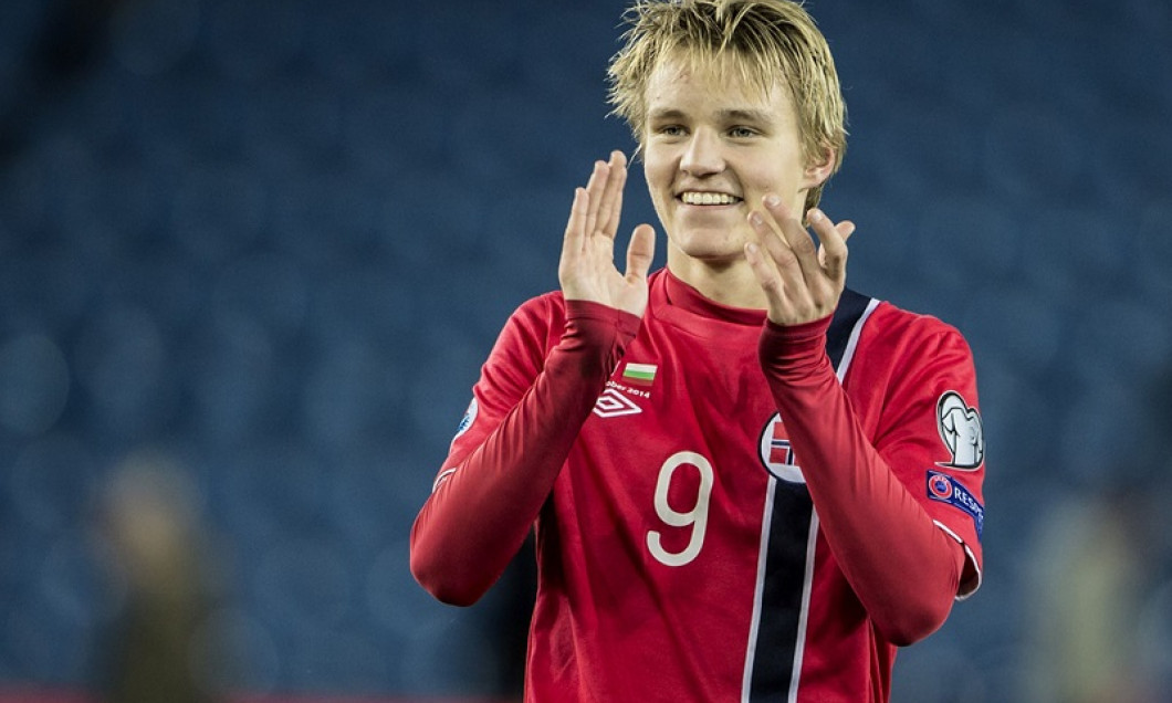 martin odegaard getty