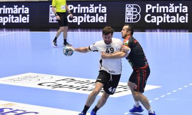 HANDBAL MASCULIN-CSM BUCURESTI-MRK SLOGA GORNJI VAKUF USKOPLJE, CUPA EUROPEANA EHF (21.11.2020)