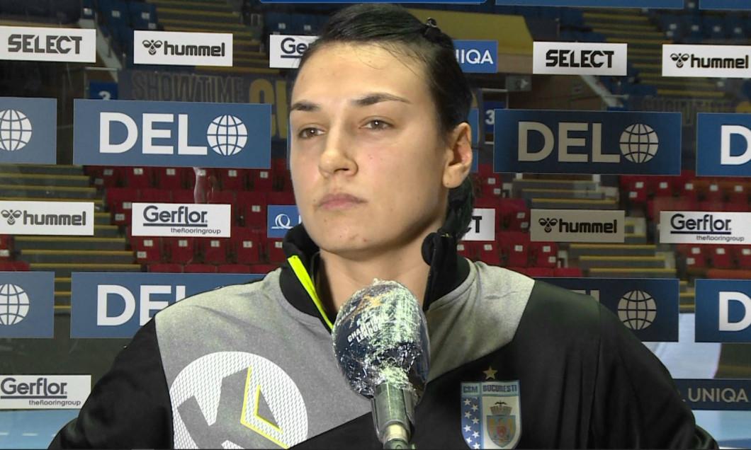 Cristina Neagu interviu