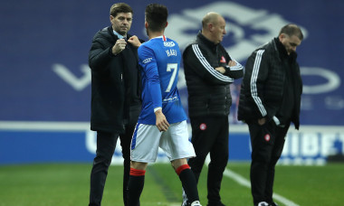 Rangers v Hamilton Academical - Ladbrokes Scottish Premiership