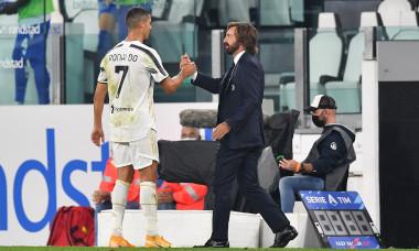 Cristiano Ronaldo și Andrea Pirlo / Foto: Getty Images