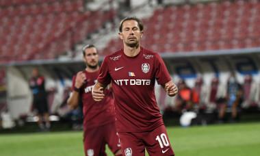 Ciprian Deac, fotbalistul lui CFR Cluj / Foto: Sport Pictures