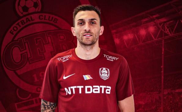 OFICIAL | CFR Cluj a perfectat transferul unui nou fundaș central