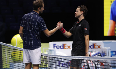 Nitto ATP World Tour Finals - Day Eight