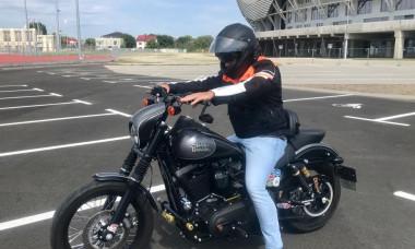 Bogdan Burcea -motor