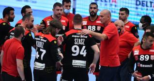 HANDBAL MASCULIN:DINAMO BUCURESTI-SPORTING CLUB PORTUGAL, EHF EUROPEAN LEAGUE (20.10.2020)