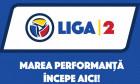 Logo Liga 2 / Foto: FRF.ro