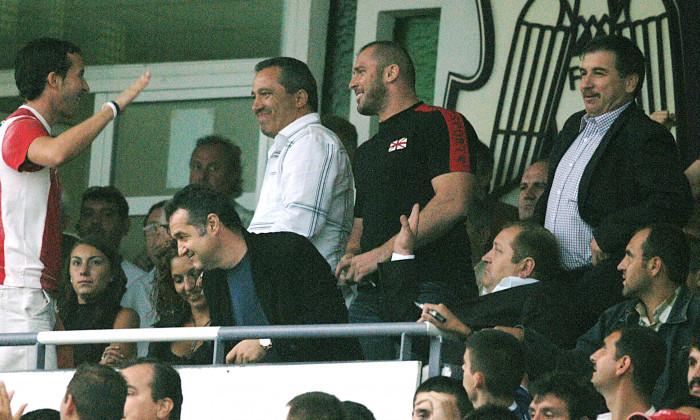 FOTBAL:FC ARGES-STEAUA BUCURESTI 2-2 LIGA 1 (6.08.2005)