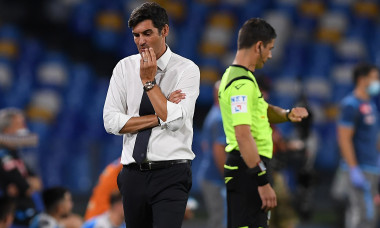 Paulo Fonseca, antrenorul de la AS Roma / Foto: Getty Images