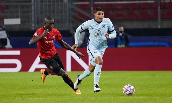 Rennes v Chelsea, UEFA Champions League, Group E, Football, Roazhon Park, London, UK - 24 Nov 2020
