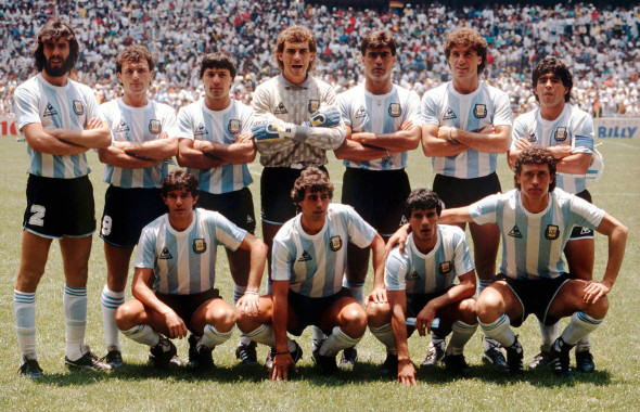 Argentina-1986