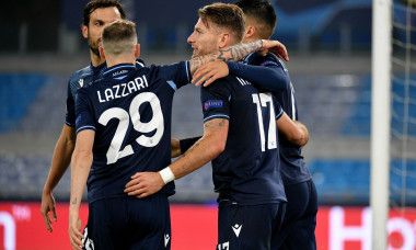 SS Lazio v Zenit St. Petersburg: Group F - UEFA Champions League