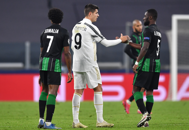 Juventus - Ferencvaros 2-1. Maghiarii au condus cu 1-0! Meciul, decis de Alvaro Morata în prelungiri