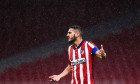 Atletico Madrid v Lokomotiv Moskva: Group A - UEFA Champions League