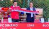 Cosmin Contra și Pablo Cortacero / Foto: Captură Digi Sport