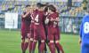 Fotbaliștii de la CFR Cluj, într-un meci cu FC Voluntari / Foto: Sport Pictures