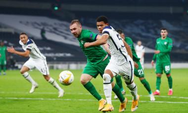 Tottenham Hotspur v PFC Ludogorets Razgrad: Group J - UEFA Europa League