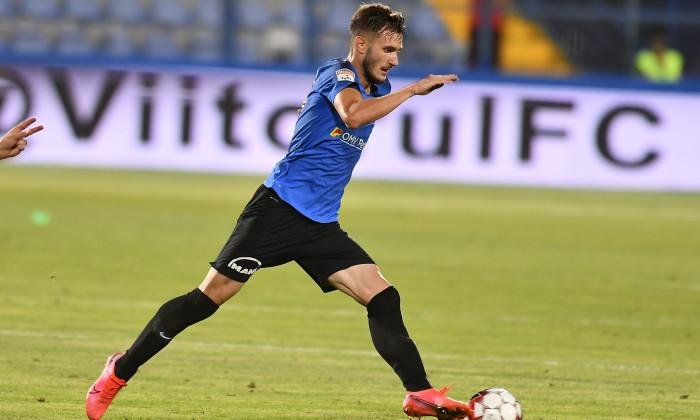Carlo Casap, mijlocașul lui FC Viitorul / Foto: Sport Pictures