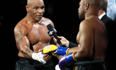 Triller Presents Mike Tyson vs Roy Jones Jr.