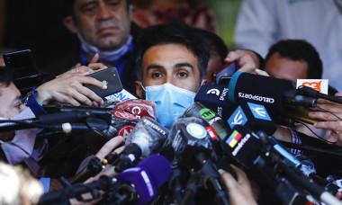 """""""M-a dat afară din casă! """"Medicul personal al lui Maradona a dat declarații după ce a devenit suspect de omucidere"""
