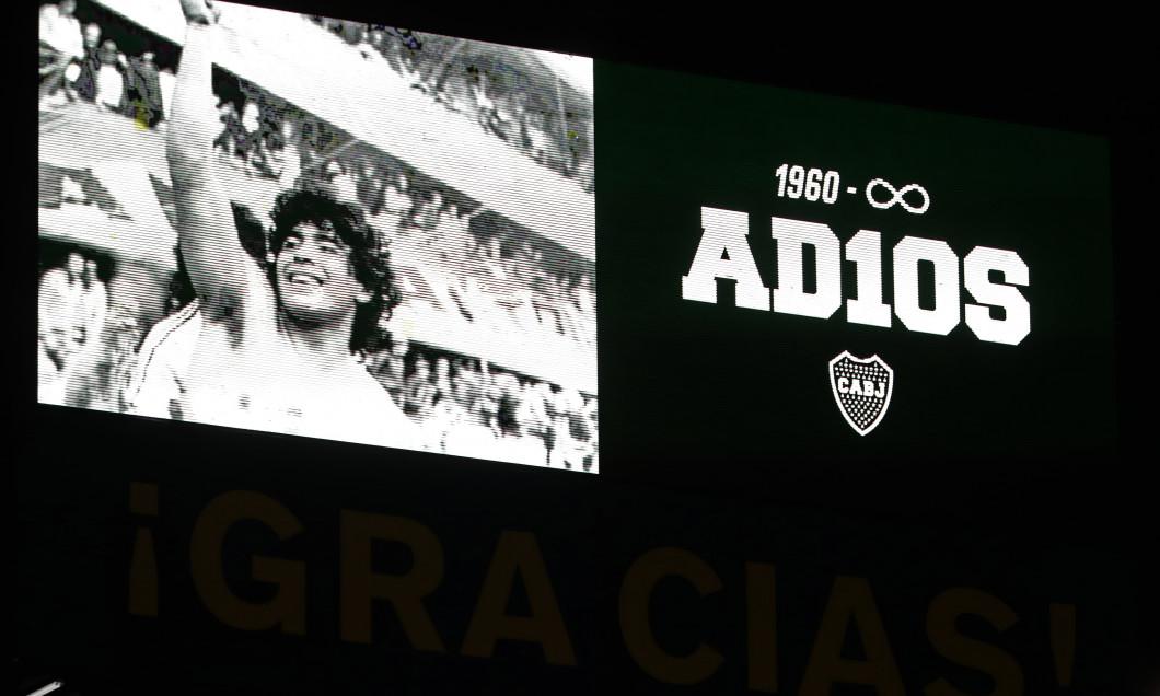 Boca Juniors v Newell's Old Boys - Copa Diego Maradona 2020