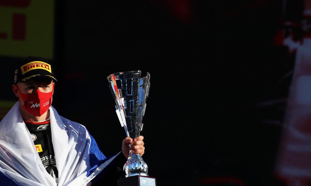 Formula 2 Championship - Round 9:Mugello - Feature Race
