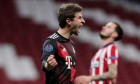 Atletico Madrid v FC Bayern Muenchen: Group A - UEFA Champions League